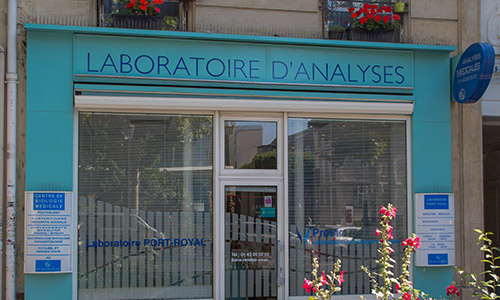 Synlab paris laboratoire de biologie m dicale - Boulevard du port royal paris ...